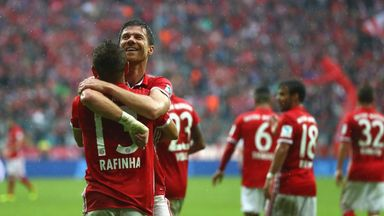 Bayern Munich have won eight on the spin going into Wednesday's game.