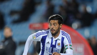 Carlos Vela rounded off the scoring for Real Sociedad in their 3-0 home win over Alaves