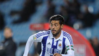 Carlos Vela scored the winner for Real Sociedad