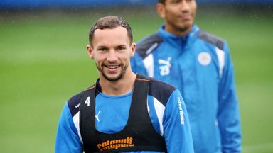 Drinkwater was a key figure in Leicester
