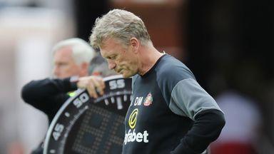 David Moyes is already coming under pressure at Sunderland