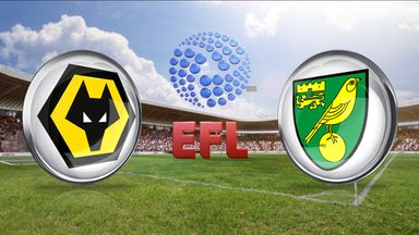 Watch Wolves v Norwich live on Sky Sports 2 HD from 5.15pm on Saturday