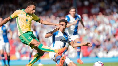 Jacob Murphy scored for Norwich