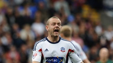 Jay Spearing: Back in Bolton squad