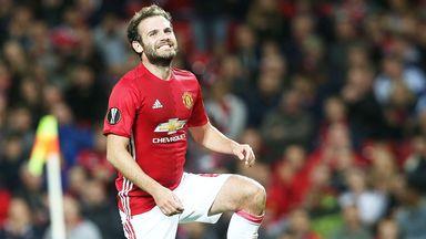 Juan Mata hopes Manchester United can build on Europa League win