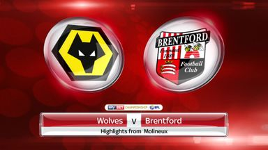 Wolves 3-1 Brentford