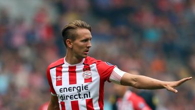 Luuk de Jong starred for PSV Eindhoven on Saturday