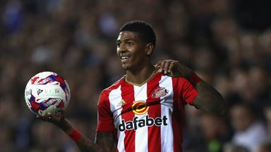 Patrick van Aanholt was a late withdrawal from the Sunderland team to face Spurs