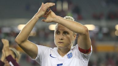 These games are great preparation, says Steph Houghton