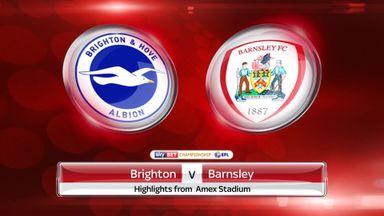 Brighton 2-0 Barnsley