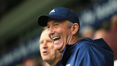 Tony Pulis wants to add January transfers after reaching the Premier League