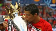 Ronaldo wants to leave Real