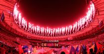 Closing ceremony for Paralympics