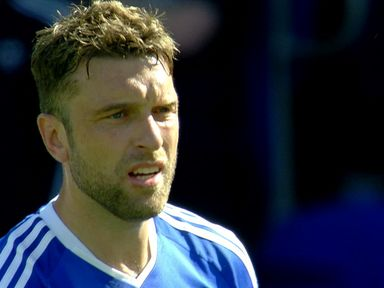 Rickie Lambert: Should be available for Cardiff