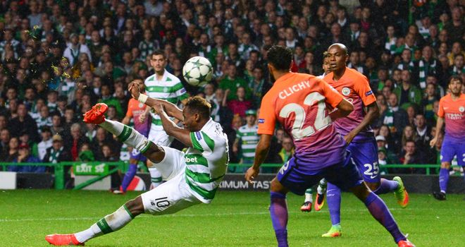 Napoli, Sevilla, Celtic into UCL group stage