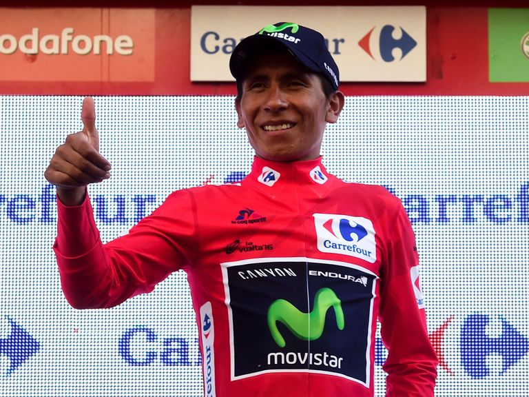 Quintana wins Spanish Vuelta ahead of Froome