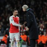 Arsene Wenger rules out buying Santi Cazorla replacement in January