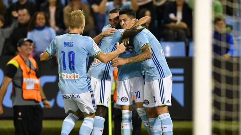 Celta Vigo earned a shock win over Barcelona earlier this season