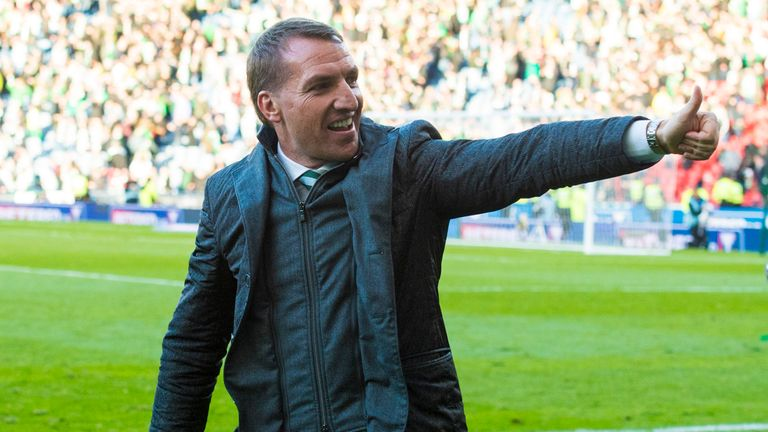 Celtic v Rangers Betting: More derby job for Rodgers' men