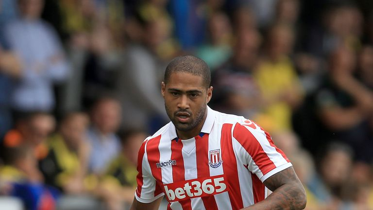 Glen Johnson joined Stoke in 2015 from Liverpool