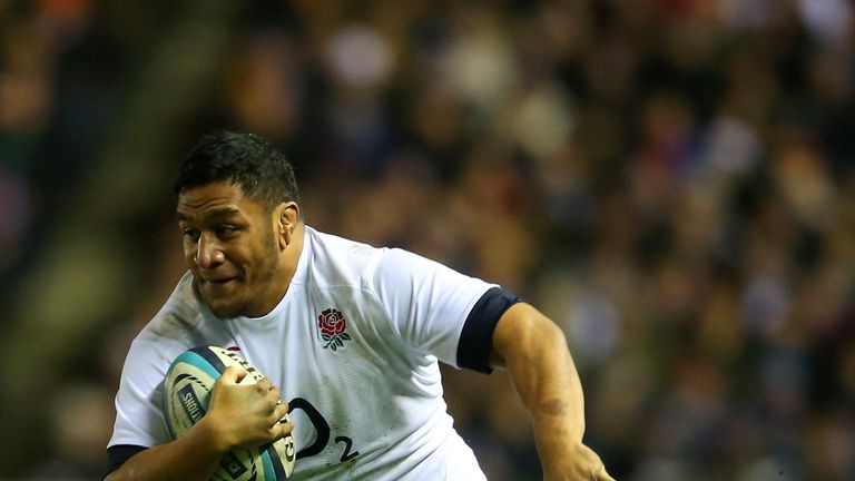 Mako Vunipola recovered from injury to form a key part of the squad