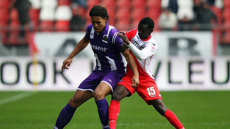 Van Dijk made his breakthrough under Pieter Huistra at FC Groningen