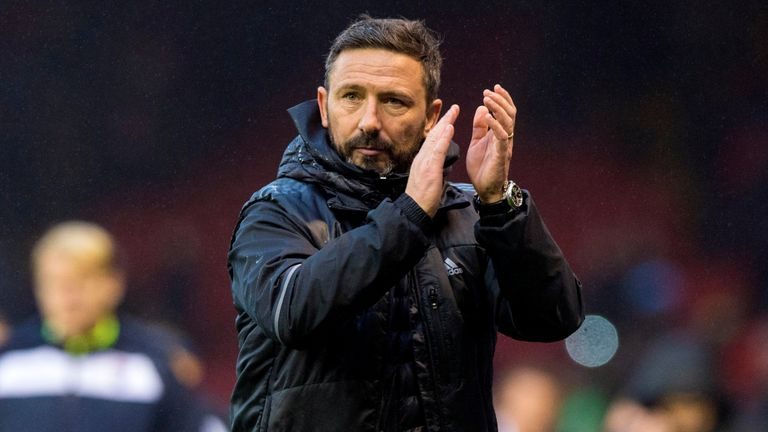 Sunderland will hold talks with Derek McInnes at the Stadium of Light