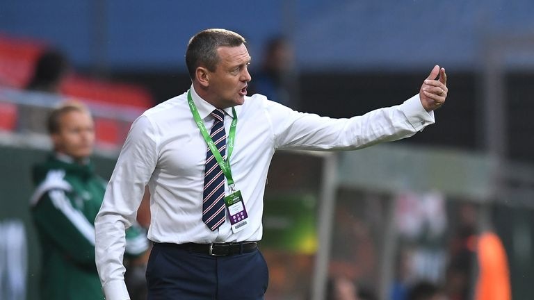 Will Aidy Boothroyd still be in charge of England's U21 side when the tournament kicks off in June?