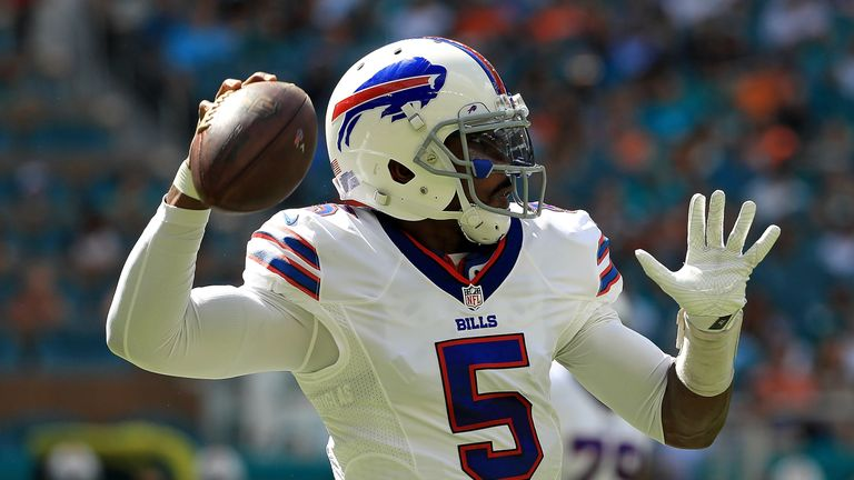 Tyrod out of concussion protocol