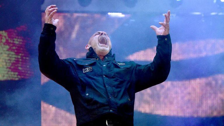 Goldberg wants to press slam Brock Lesnar at Survivor Series