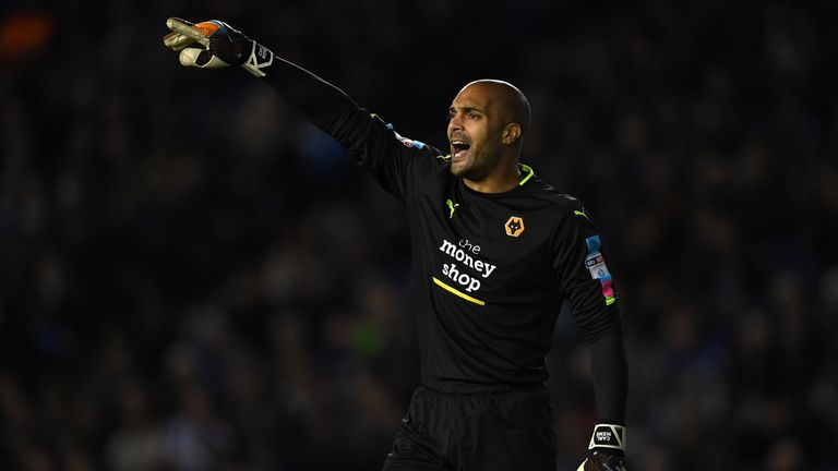 Carl Ikeme has played over 200 times for Wolves