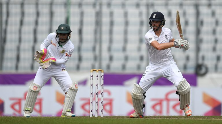 Bangladesh spin their way to historic win over England
