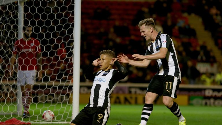 Dwight Gayle and Matt Ritchie were Newcastle's biggest summer signings, costing a combined £22m
