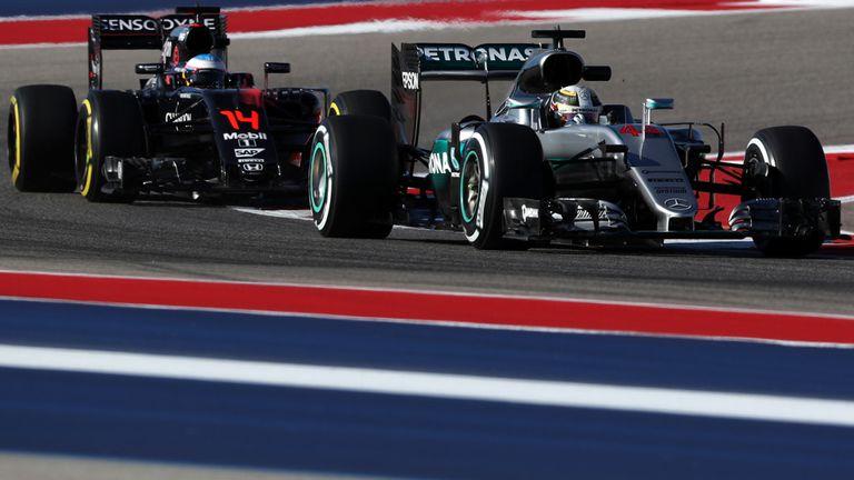 Ricciardo third on the grid for US GP