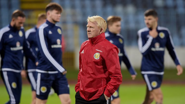 Gordon Strachan says he understands why some supporters have called for him to go as Scotland boss