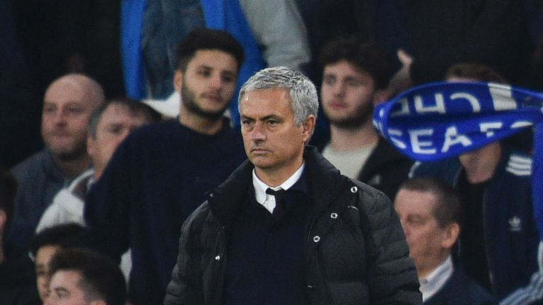 Jose Mourinho lays down challenge to Manchester United players