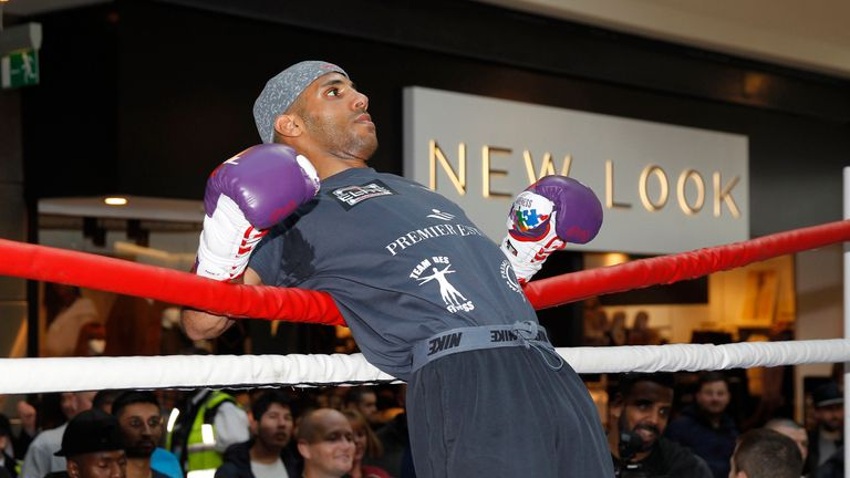 Kal Yafai will be back in action in Birmingham (Pic: Lawrence Lustig)