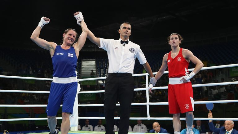 Professional Katie Taylor could earn 'seven-figure' sums, says Kalle Sauerland