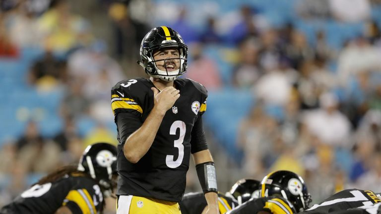 Landry Jones is set to start for the Pittsburgh Steelers against the Patriots