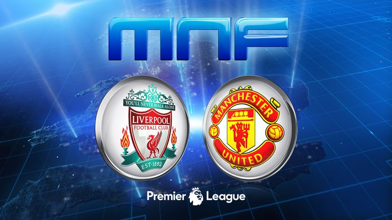 Liverpool and Manchester United meet at Anfield on Red Monday
