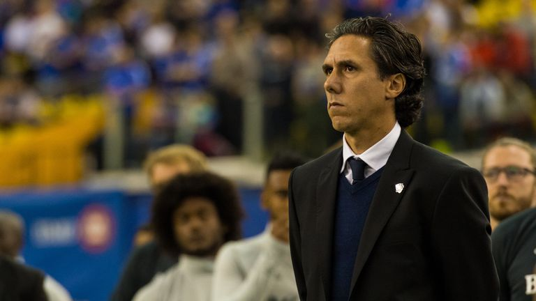 Impact's head coach Mauro Biello was unimpressed with Drogba's actions