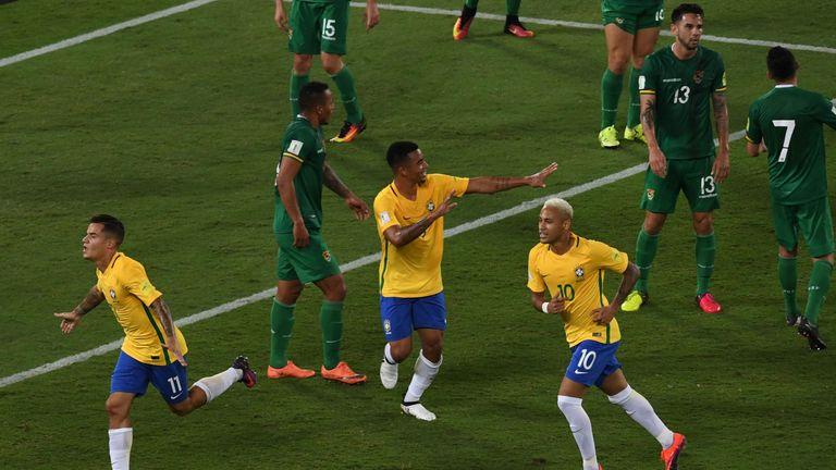brazil vs bolivia - photo #2