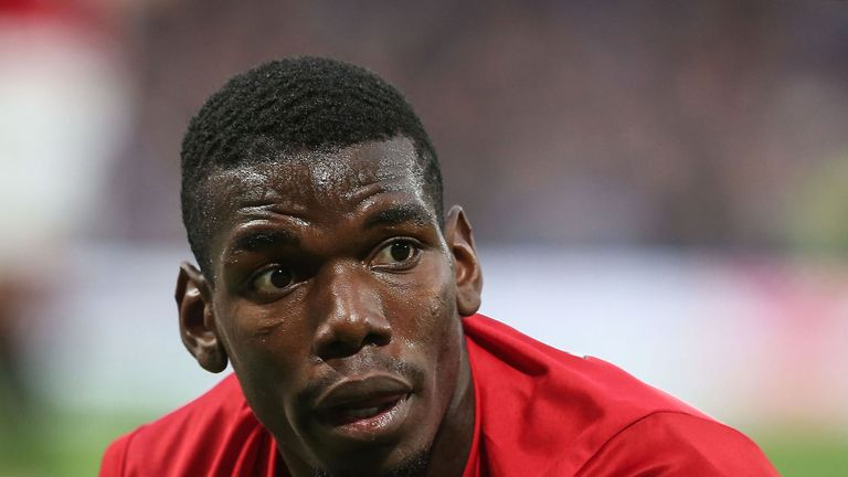 Pires has backed compatriot Paul Pogba to be a success at Manchester United