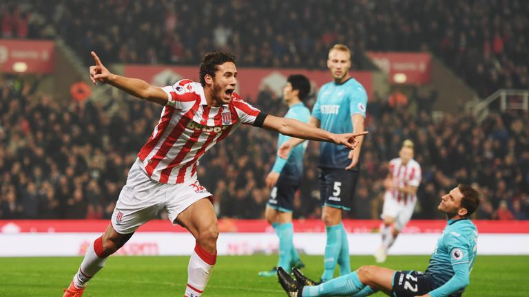Ramadan Sobhi will be looking for a regular spot in the starting XI
