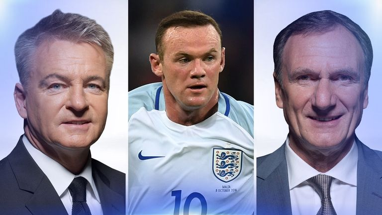 Terry urges respect for England 'legend' Rooney