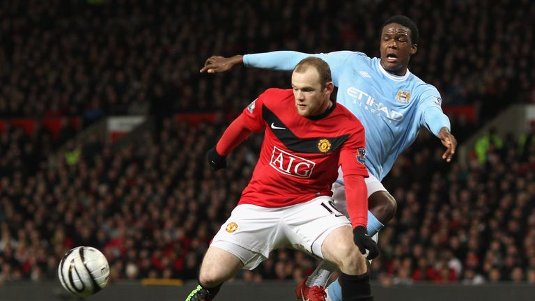 The two sides last met in the League Cup in 2009-10