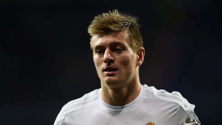 Moyes also revealed Toni Kroos had agreed to join United, but instead joined Real Madrid