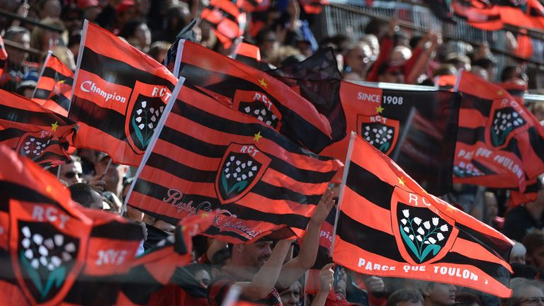 Toulon are set to be sold to a French movie producer and lawyer