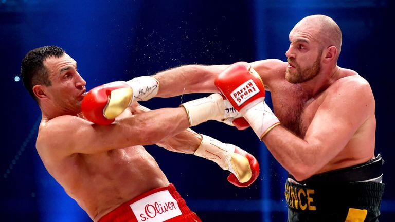 The 28-year-old has not fought since world title triumph over Wladimir Klitschko in November 2015