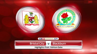 Bristol City 1-0 Blackburn